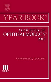Cover image for Year Book of Ophthalmology 2013