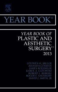 Cover image for Year Book of Plastic and Aesthetic Surgery 2013