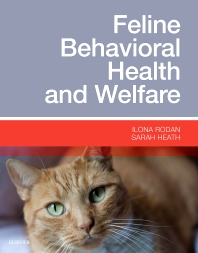 Cover image for Feline Behavioral Health and Welfare