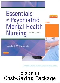 Essentials of Psychiatric Mental Health Nursing - Text and Simulation Learning System Package