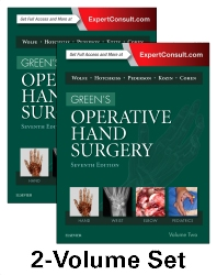 Cover image for Green's Operative Hand Surgery, 2-Volume Set