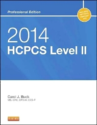 Cover image for 2014 HCPCS Level II Professional Edition