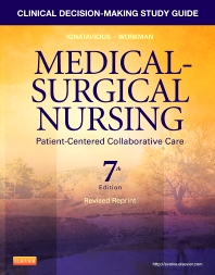 Cover image for Clinical Decision-Making Study Guide for Medical-Surgical Nursing - Revised Reprint