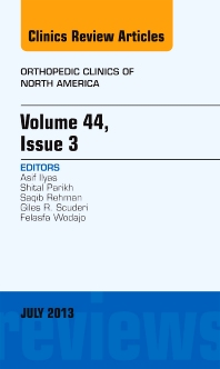 Cover image for Volume 44, Issue 3, An Issue of Orthopedic Clinics