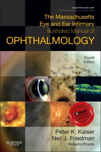 Cover image for The Massachusetts Eye and Ear Infirmary Illustrated Manual of Ophthalmology