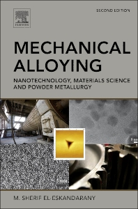 Cover image for Mechanical Alloying