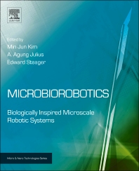 Cover image for Microbiorobotics