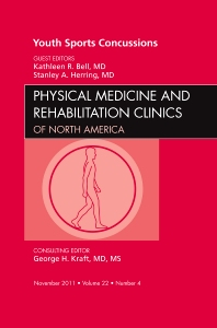 Cover image for Youth Sports Concussions, An Issue of Physical Medicine and Rehabilitation Clinics