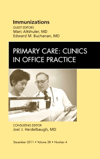 Immunizations, An Issue of Primary Care Clinics in Office Practice - 1st Edition - ISBN: 9781455779901, 9781455709502