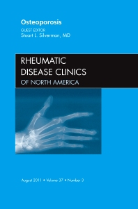 Cover image for Osteoporosis, An Issue of Rheumatic Disease Clinics