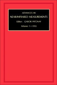Advances in Near-Infrared Measurements - 1st Edition - ISBN: 9781483100920