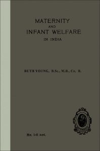 Cover image for Maternity and Infant Welfare
