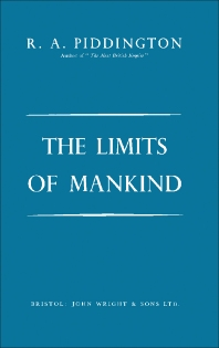 The Limits of Mankind - 1st Edition - ISBN: 9781483166667, 9781483194141
