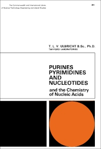Purines, Pyrimidines and Nucleotides - 1st Edition - ISBN: 9781483166728, 9781483194202