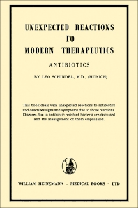 Cover image for Unexpected Reactions to Modern Therapeutics