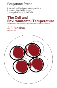 The Cell and Environmental Temperature - 1st Edition - ISBN: 9781483167039, 9781483194516