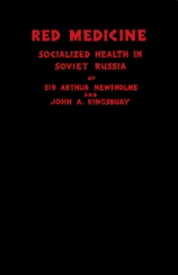 Red Medicine - 1st Edition - ISBN: 9781483167077, 9781483194554