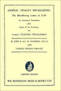Andreas Vesalius Bruxellensis - 1st Edition - ISBN: 9781483167084, 9781483194561