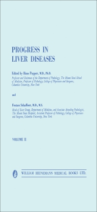 Progress in Liver Diseases - 1st Edition - ISBN: 9781483167565, 9781483195049