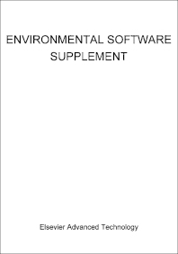 Cover image for Environmental Software Supplement