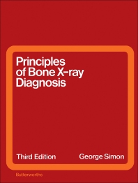 Cover image for Principles of Bone X-Ray Diagnosis
