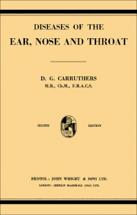 Diseases of the Ear, Nose, and Throat - 2nd Edition - ISBN: 9781483167954, 9781483195438