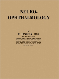 Neuro-Ophthalmology - 1st Edition - ISBN: 9781483168159, 9781483195636