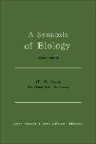 A Synopsis of Biology - 2nd Edition - ISBN: 9781483168265, 9781483195742