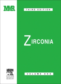 Cover image for Zirconia