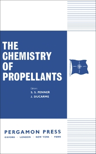 Cover image for The Chemistry of Propellants