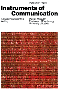 Instruments of Communication - 1st Edition - ISBN: 9781483196657, 9781483221687