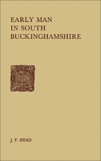 Cover image for Early Man in South Buckinghamshire