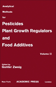 Insecticides - 1st Edition - ISBN: 9781483196749, 9781483221779