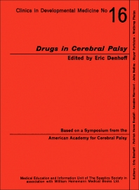 Cover image for Drugs in Cerebral Palsy