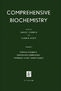 Pyrrole Pigments, Isoprenoid Compounds and Phenolic Plant Constituents - 1st Edition - ISBN: 9781483197180, 9781483222219