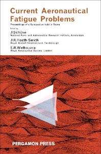 Cover image for Current Aeronautical Fatigue Problems
