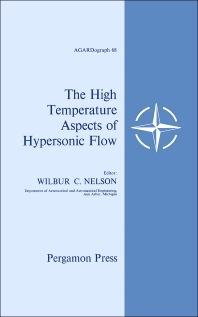 Cover image for The High Temperature Aspects of Hypersonic Flow
