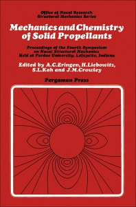 Mechanics and Chemistry of Solid Propellants - 1st Edition - ISBN: 9781483198378, 9781483223407