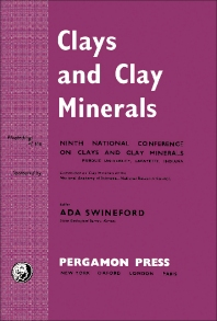 Clays and Clay Minerals - 1st Edition - ISBN: 9781483198422, 9781483223452