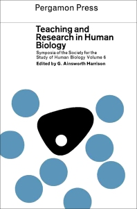 Teaching and Research in Human Biology - 1st Edition - ISBN: 9781483198743, 9781483223773