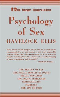 Cover image for Psychology of Sex