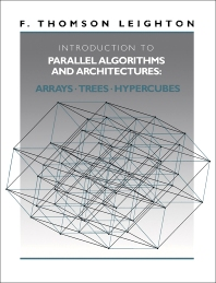 Cover image for Introduction to Parallel Algorithms and Architectures