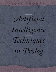 Cover image for Artificial Intelligence Techniques in Prolog