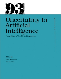 Cover image for Uncertainty in Artificial Intelligence
