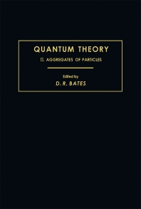 Quantum Theory - 1st Edition - ISBN: 9781483227412, 9781483275871