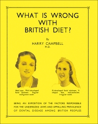 Cover image for What Is Wrong with British Diet?