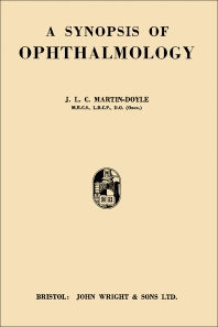 Cover image for A Synopsis of Ophthalmology