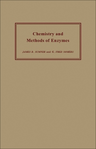 Cover image for Chemistry and Methods of Enzymes
