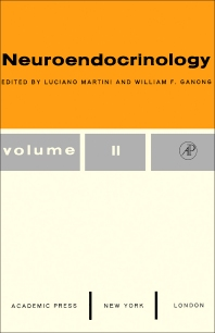 Neuroendocrinology - 1st Edition - ISBN: 9781483232294, 9781483275055