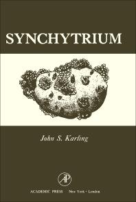 Synchytrium - 1st Edition - ISBN: 9781483232805, 9781483267692